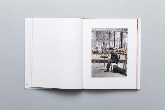 Rozkładówka z albumu Jan Dziaczkowski – Collages