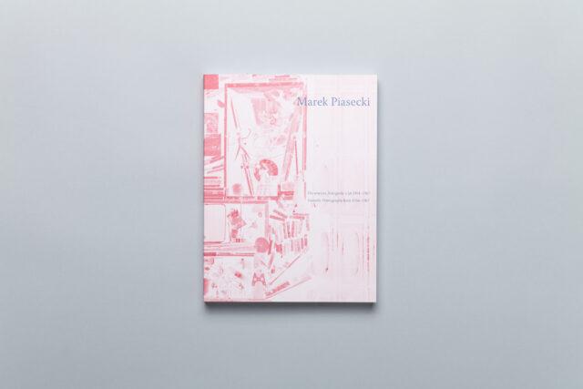 Okładka książki Marek Piasecki – Do wnętrza. Fotografie z lat 1954-1967