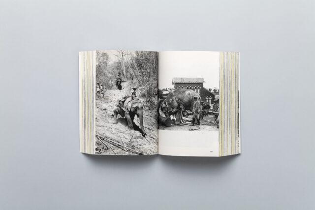 Rozkładówka albumu SHIFTERS Marty Bogdańskiej