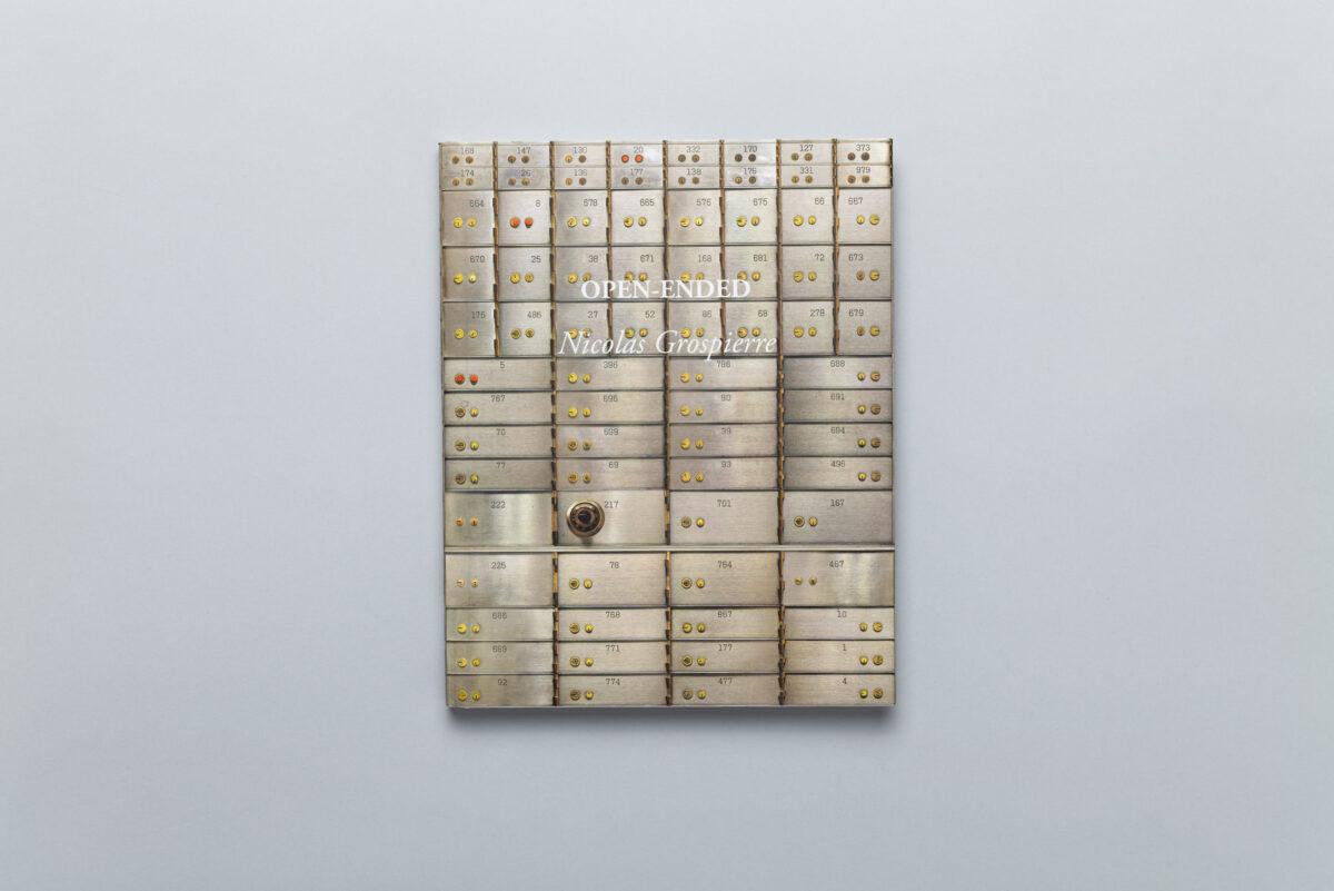 Okładka albumu Open-Ended