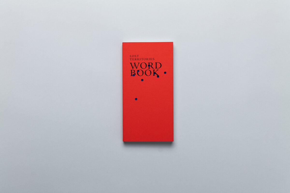 Okładka książki Sputnik Photos Lost Territories Word Book