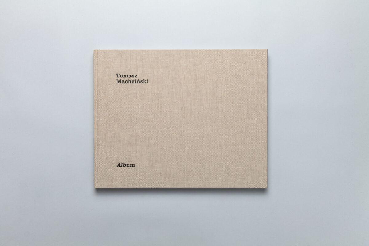 Okładka Albumu Tomasza Machcińskiego