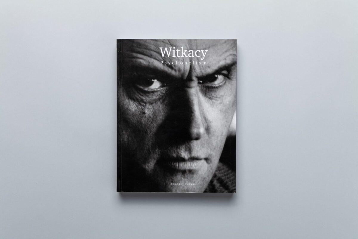 Okładka albumu Witkacy Psychoholism
